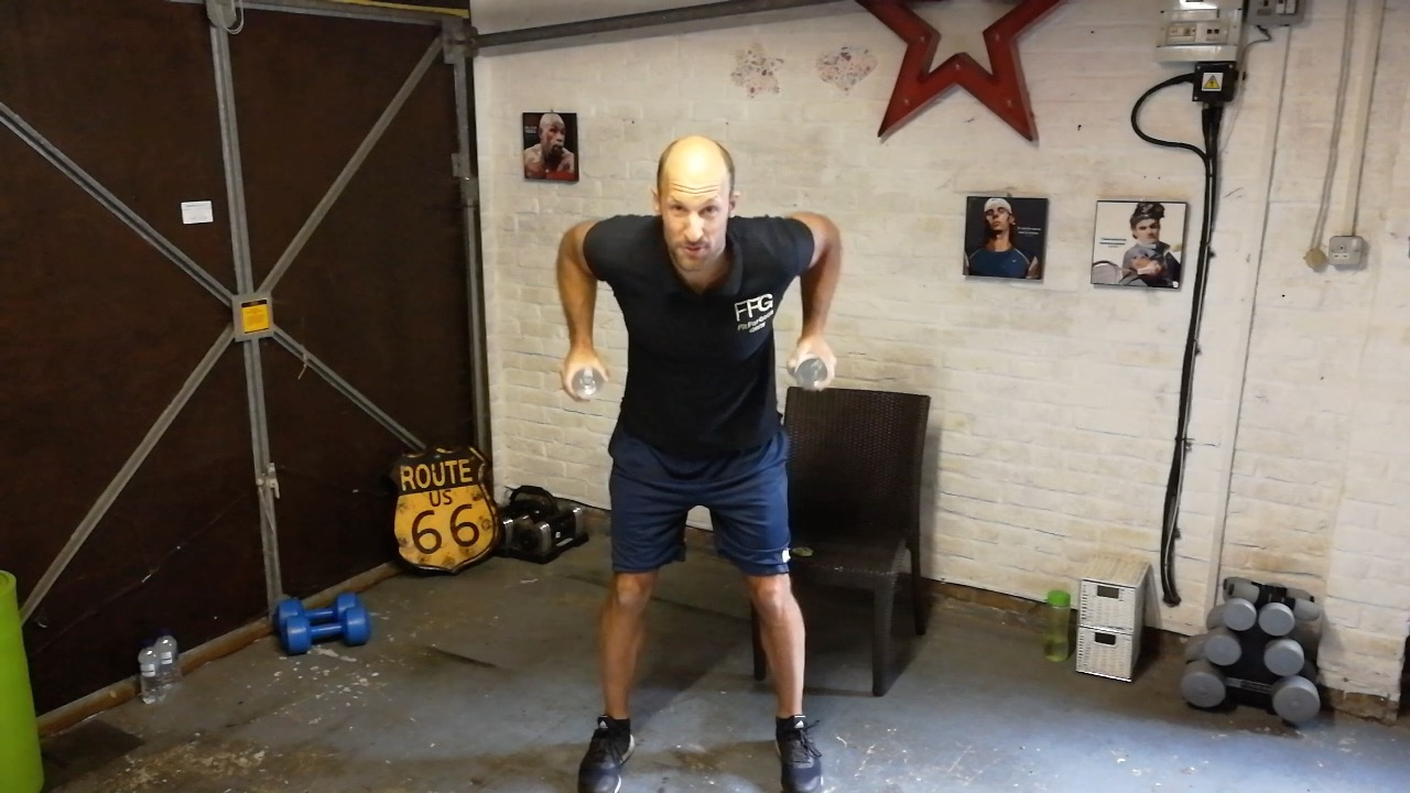 Exercise for the whole body