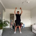 Strength and conditioning workout for the over 60s