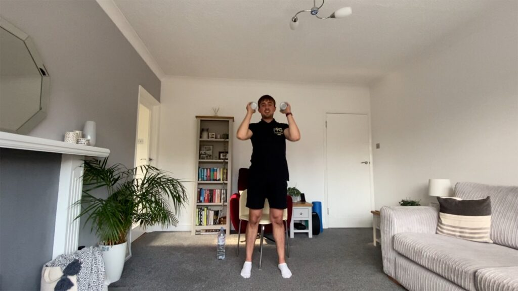 four fitness elements