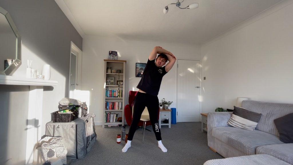 Fitness after a short break