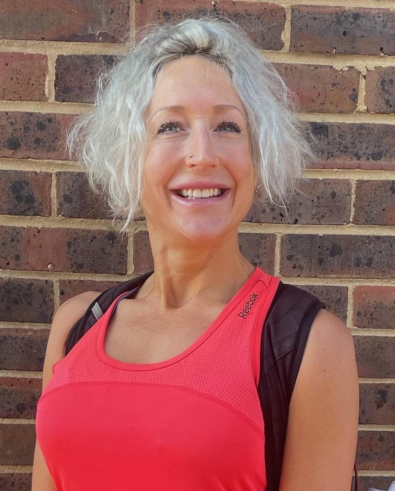 Katie Bingham Fit For Good Pilates trainer