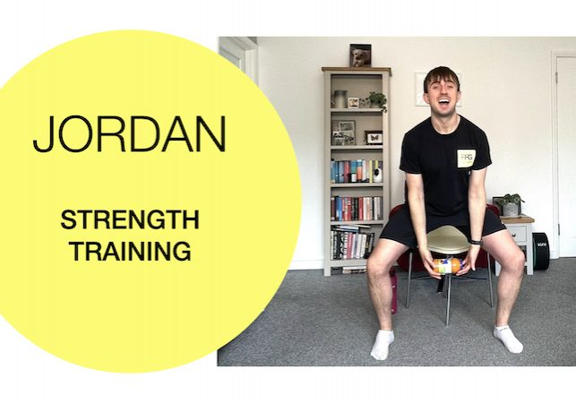 Fun strength workout Fit For Good
