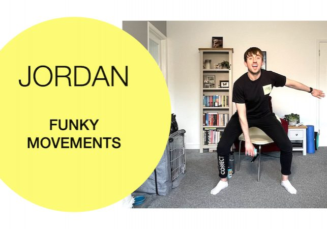 Funky movements workout