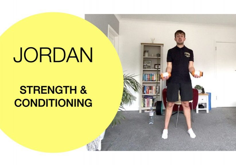 Strength and conditioning for the over 60s